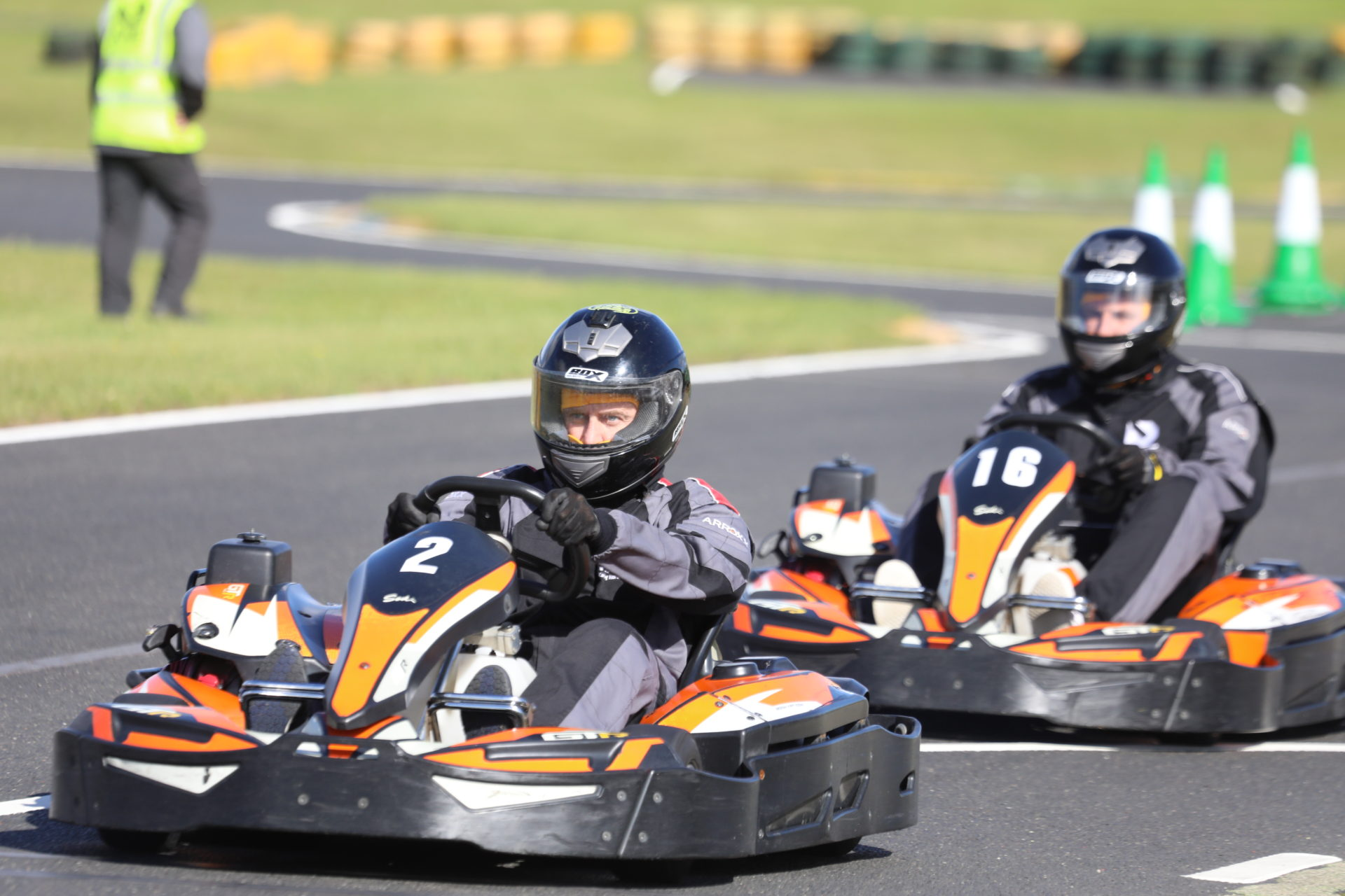Outdoor Karting Circuit North East | Karting North East