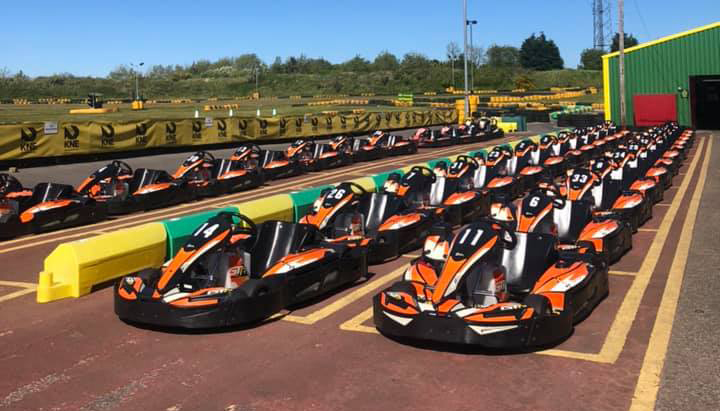 Work Hard, Play Hard! - Karting North East