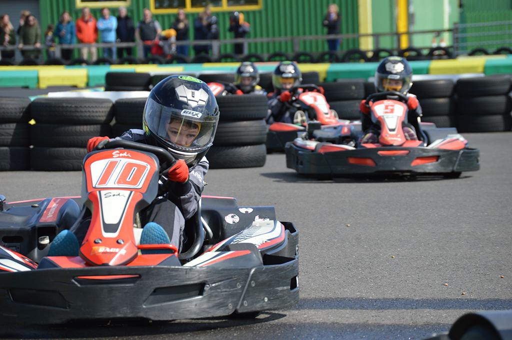 Karting North East News